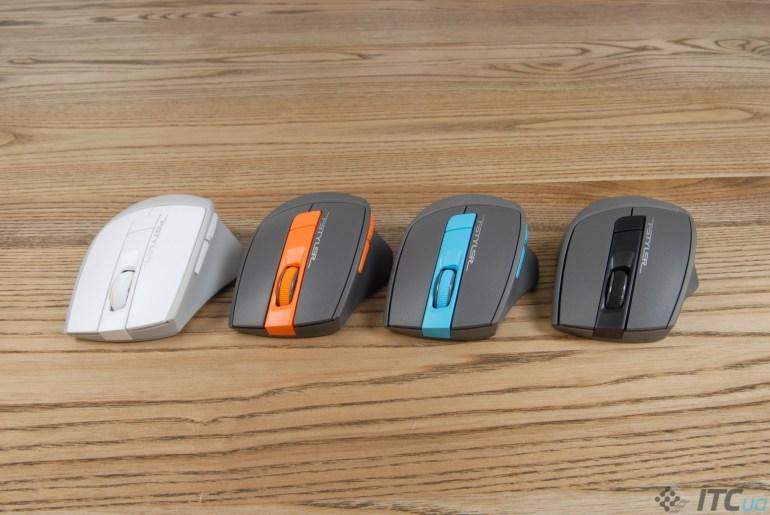 Review of A4Tech FStyler FG30S mouse TechRechard