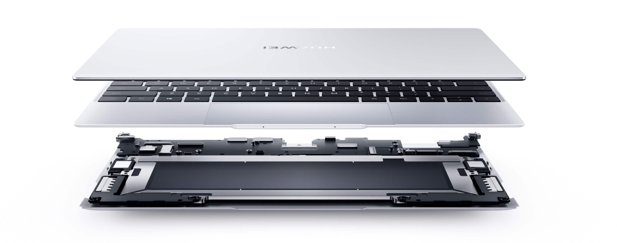 Presented the new Huawei MateBook X, which is able to surprise TechRechard
