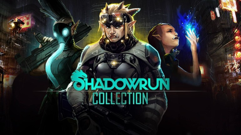 HITMAN & Shadowrun Collection Giveaway on Epic Games Store