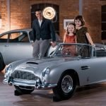 "The British have released a ""children's"" electric car Aston Martin DB5 Junior worth $ 46,000"