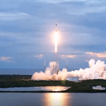 For the first time in 50 years, SpaceX launched a rocket from Florida southward
