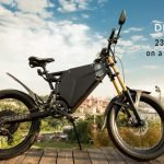 Delfast unveils new off-road electric bike Delfast Cross Dirt with a range of up to 180 km and a price tag of € 3,699