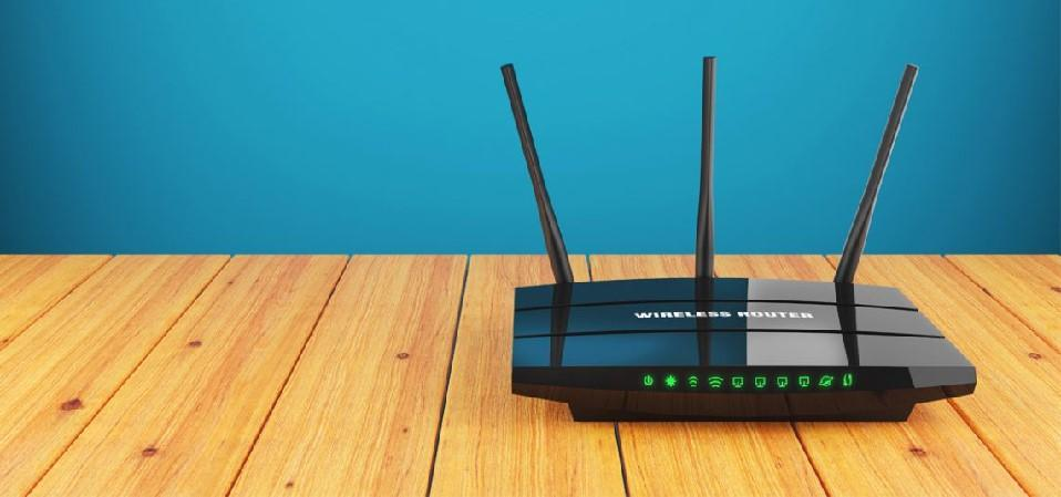 Auto switch off the router at night and in the absence of the owners of the house