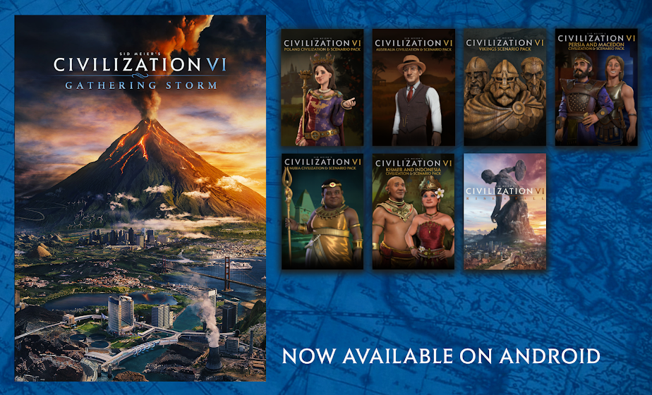 Civilization VI is now available on Android TechRechard