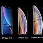 Comparison of iPhone XS, XS Max and XR