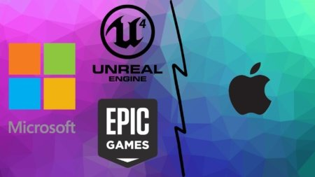 Epic Games has filed another lawsuit against Apple, accusing it of illegal pressure on Unreal Engine.  Supported by Microsoft