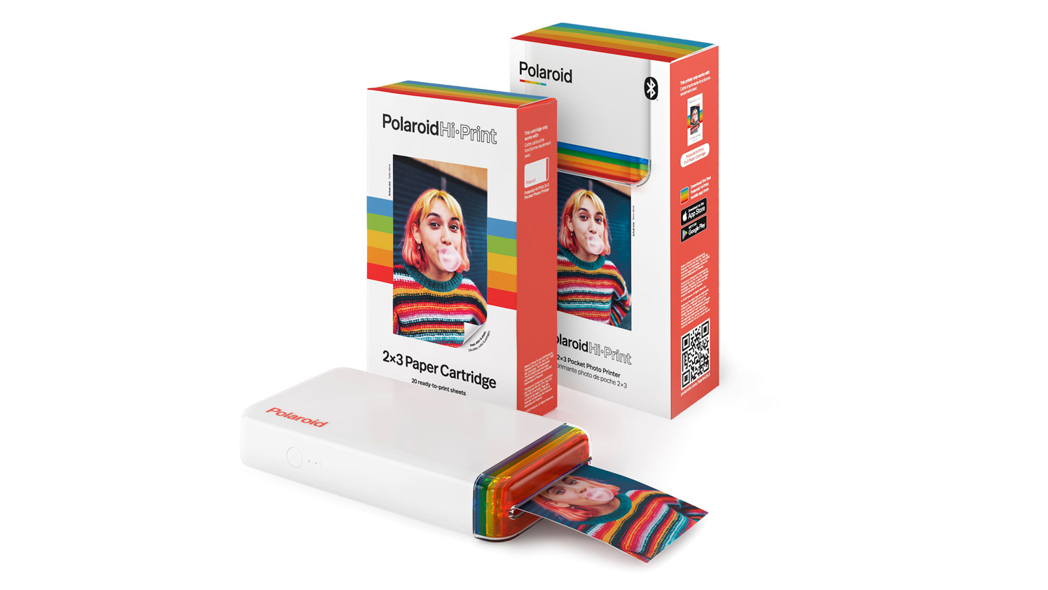 Polaroid Introduces Portable Instant Photo Printer TechRechard