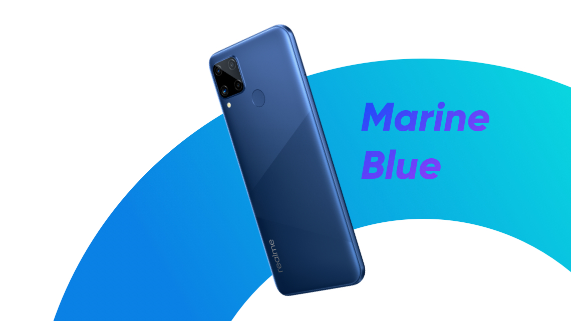 Realme introduced the budget C15 with a 6000 mAh battery for $ 137 TechRechard