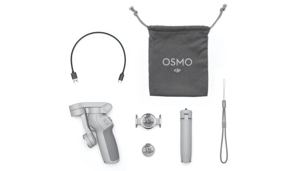 DJI Announces Osmo Mobile 4 Gimbal TechRechard