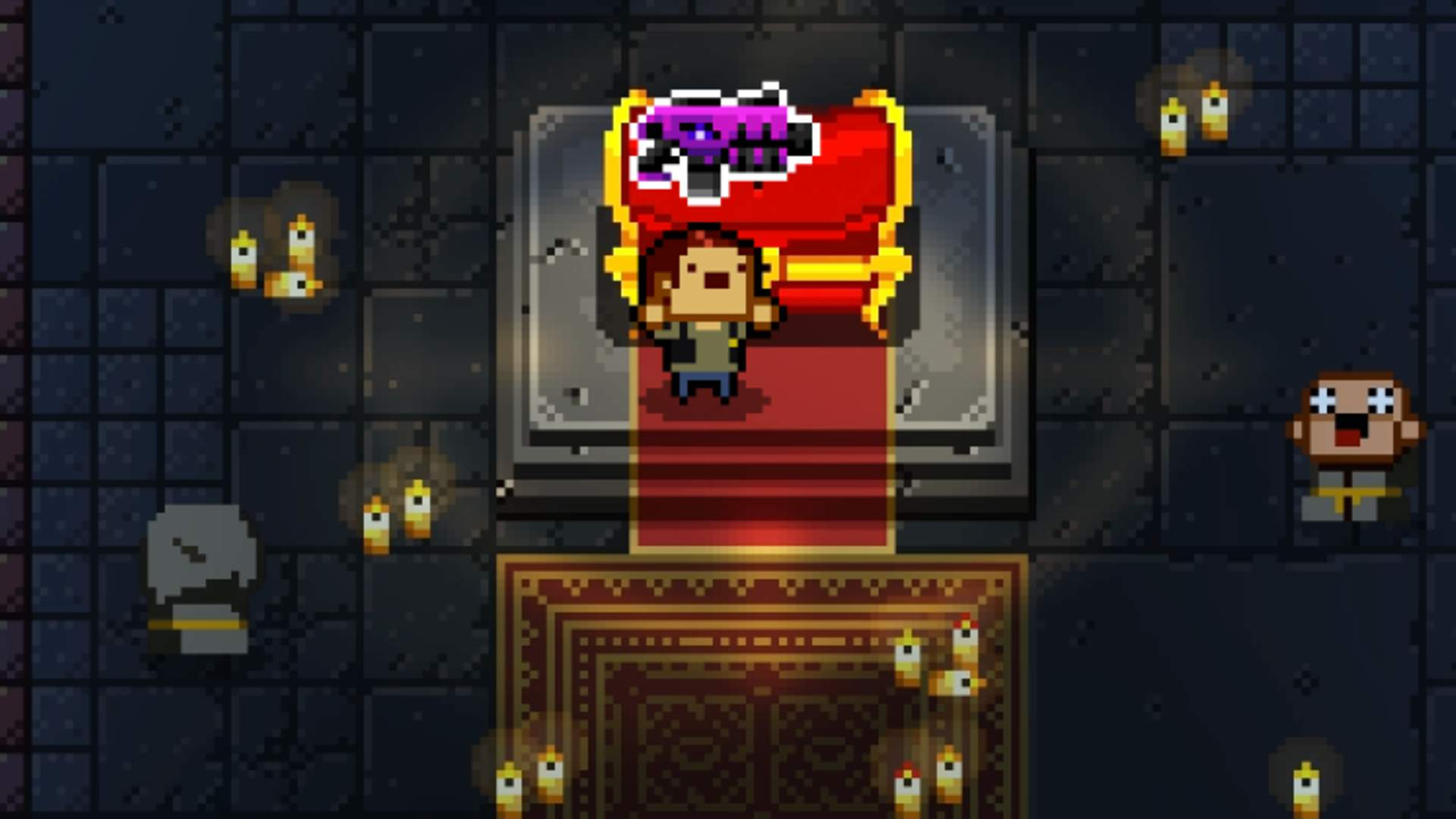 Epic Games Store gives away Enter the Gungeon and God's Trigger TechRechard