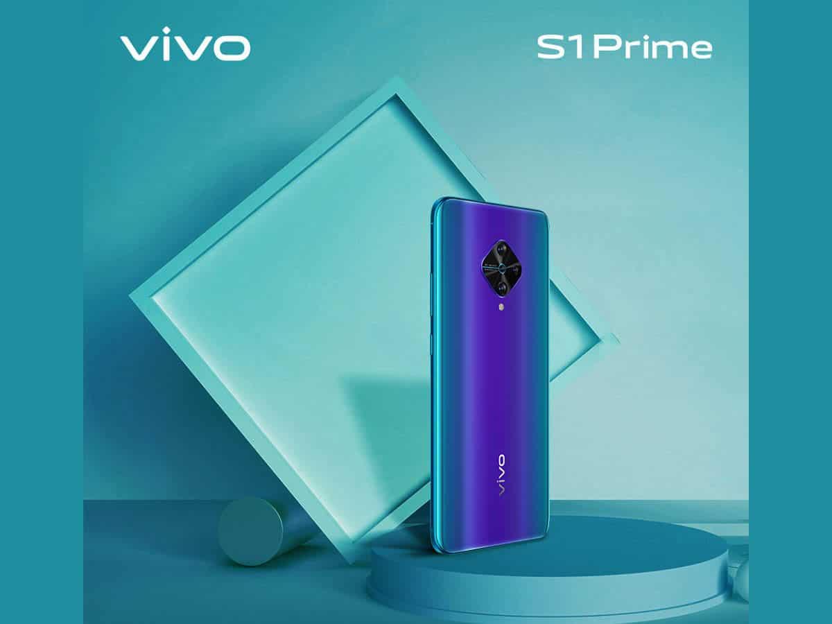 Vivo announced the release of the smartphone S1 Prime TechRechard