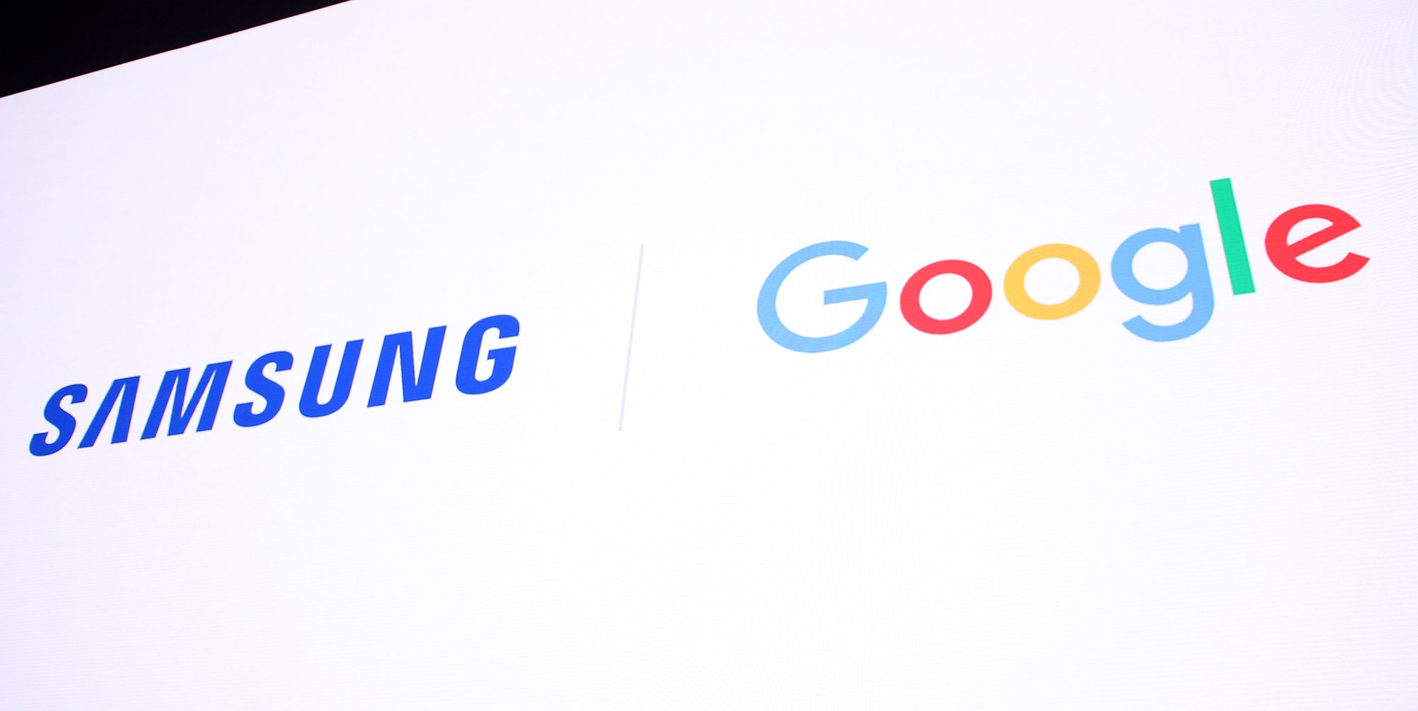 Google is in talks with Samsung to promote its services TechRechard