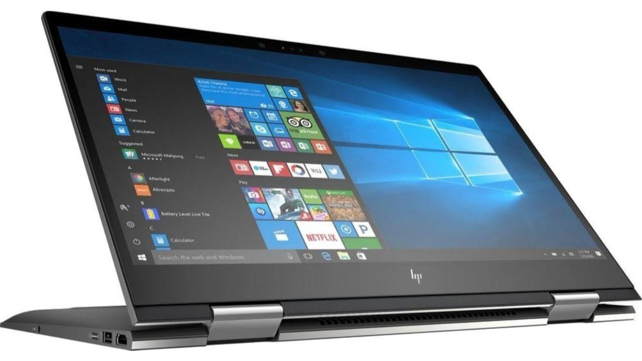 A lot of new from HP: what the company presented in 2020