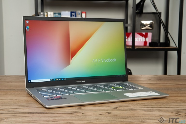 Review ASUS VivoBook S15 M533I Notebook