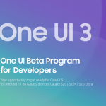 Samsung launches beta testing program for One UI 3.0 on Galaxy S20, so far only available to developers in two countries