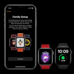 Apple introduced smart watches Apple Watch Series 6 and Apple Watch SE