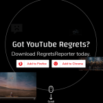 """Mozilla Creates RegretsReporter, a browser extension designed to """"fix"""" YouTube's recommendation system"""