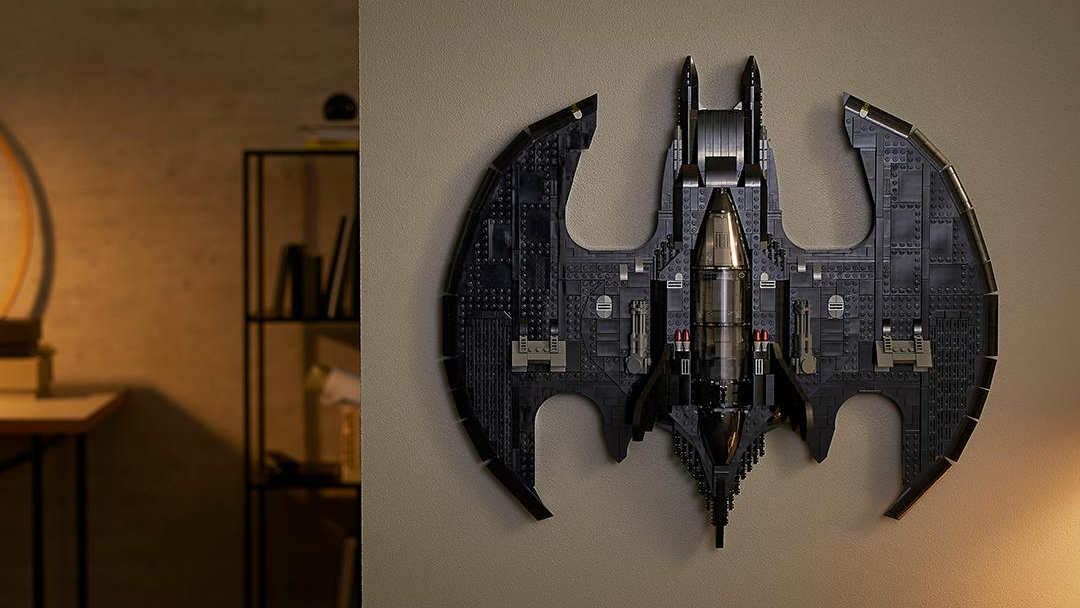 Lego launches new Batwing set in honor of Batman Day TechRechard