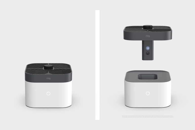 Luna cloud gaming service, security drone with built-in camera and Echo sphere speaker.  Top Amazon Announcements from September Show
