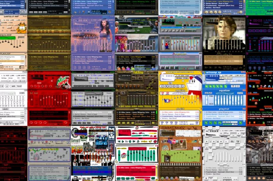 Winamp Cover Museum lets you indulge in nostalgia for the iconic player TechRechard