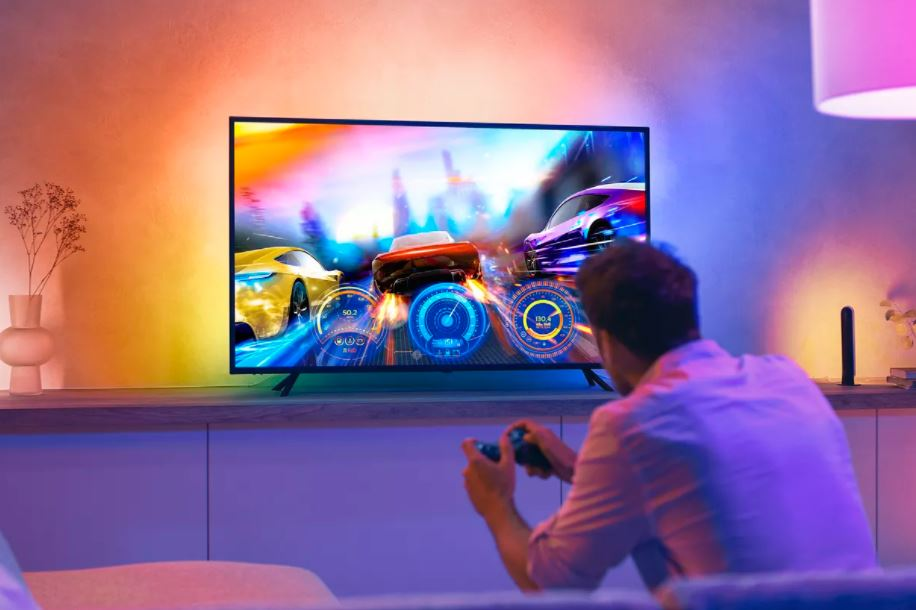 Philips Hue Play LED Strip adds Ambilight to any TV TechRechard