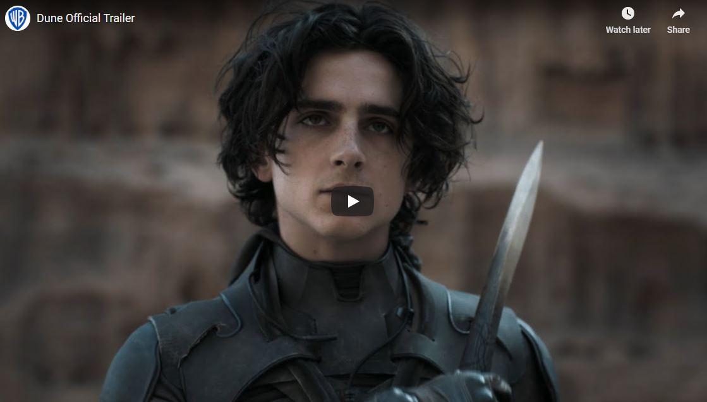 "The first trailer of the film ""Dune"" by Denis Villeneuve released TechRechard"