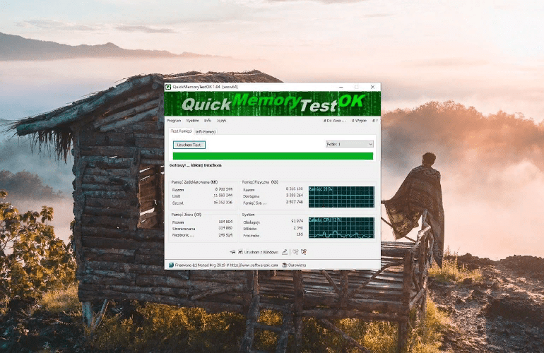 How to check RAM on PC