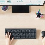 Logitech Introduces MK295 Silent Wireless Combo Keyboard and Mouse Set (90% Quieter than MK270)