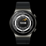 Smart watch Huawei Watch GT 2 Pro offers up to two weeks of autonomy