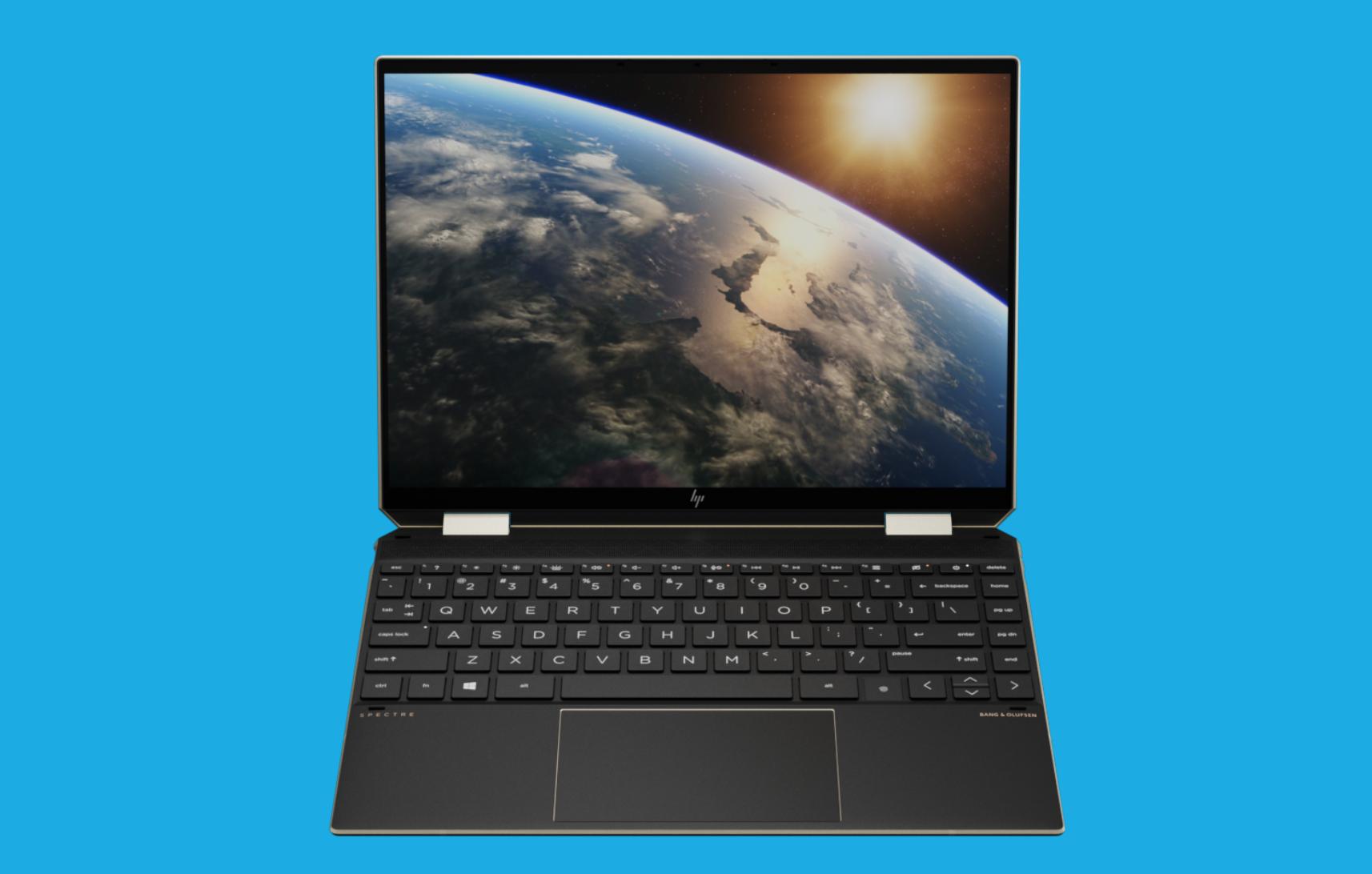 HP introduced an updated laptop Specter x360 14 TechRechard