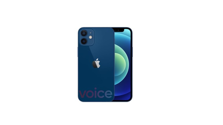 iPhone 12 and HomePod Mini on Official Renders Hours Before Presentation