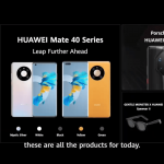 Huawei Announces Luxury Watch GT 2 Porsche Design, Freebuds Studio On-Ear Headphones, Gentle Monster Eyewear II Smart Glasses And Huawei Sound Column