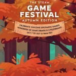 Users can try hundreds of games for free during the Fall Steam Game Festival