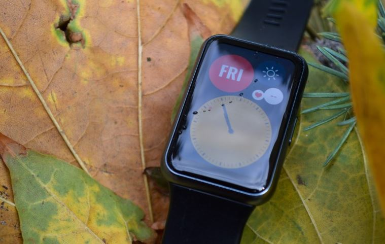 Huawei Watch Fit: Complete review TechRechard