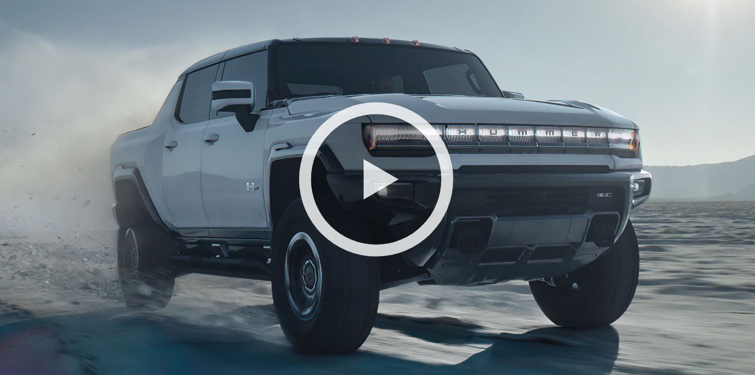 GMC officially unveils Hummer EV electric pickup TechRechard