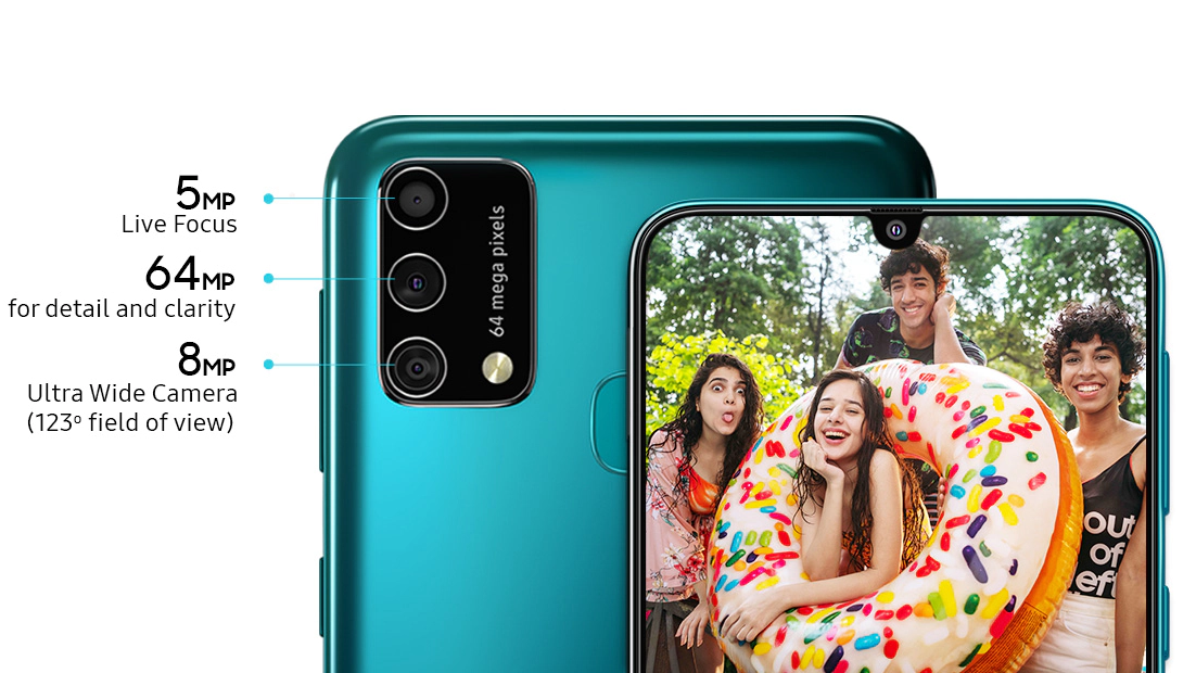 Galaxy F41 equipped with 64 MP camera and 6,000 mAh battery TechRechard