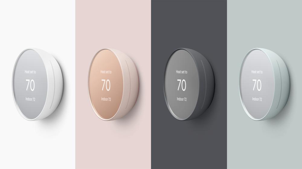 Google unveils new smart thermostat Nest 1