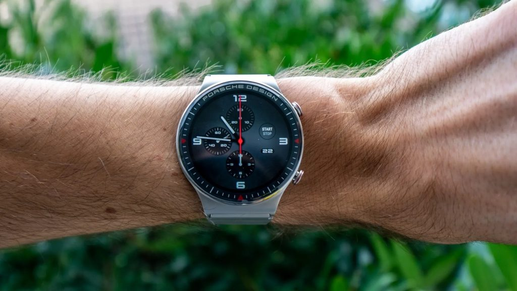 Huawei Watch GT 2 Porsche Design presented 1