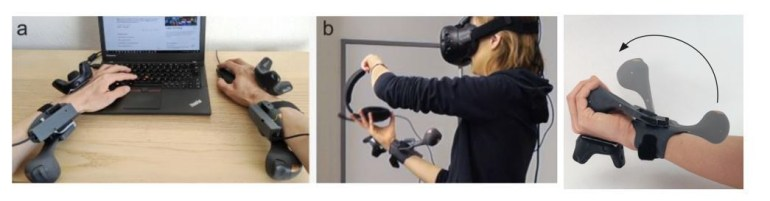 Microsoft develops PIVOT tactile controller that lets you feel the weight and resistance of objects in VR