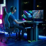 Razer unveils its first Cyberpunk 2077 gaming chair and mouse