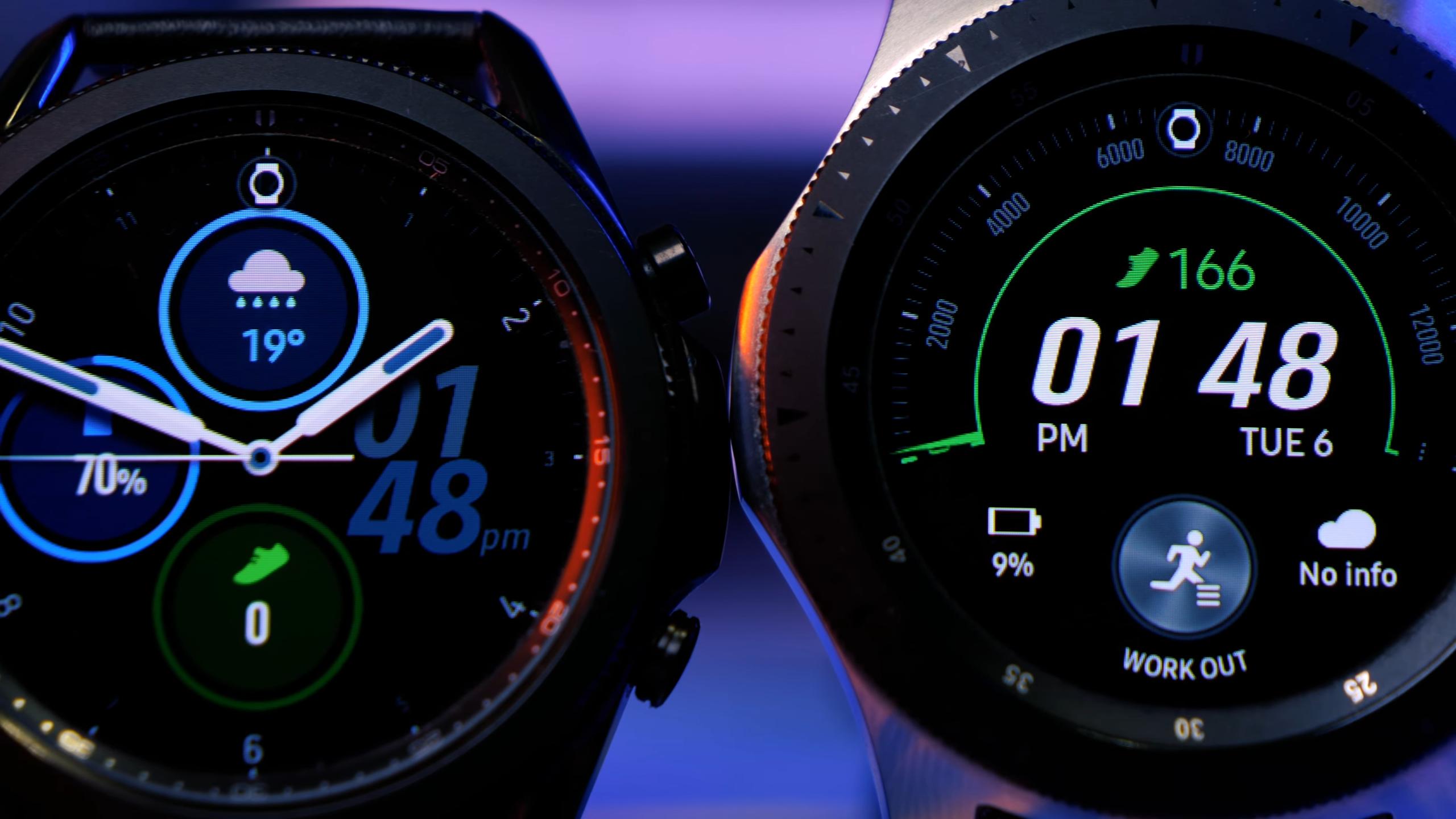 Review of smart watch: Samsung Galaxy Watch 3 TechRechard