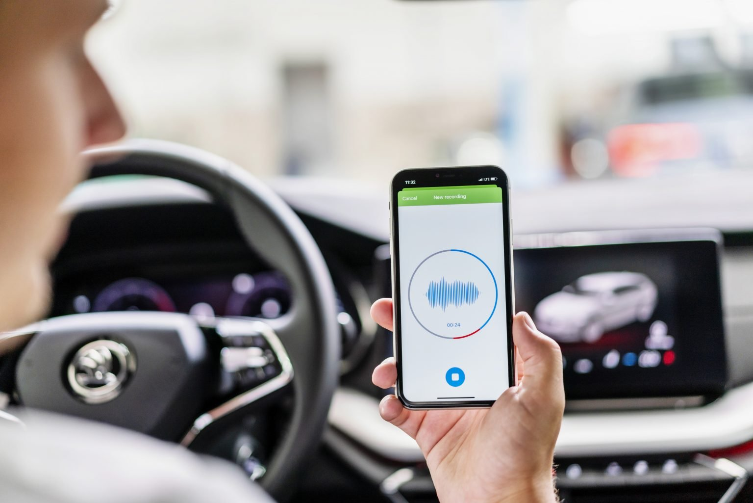 Skoda develops an app for car sound diagnostics TechRechard