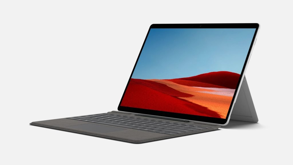 Updated Surface Pro X gets a faster processor and a new color TechRechard