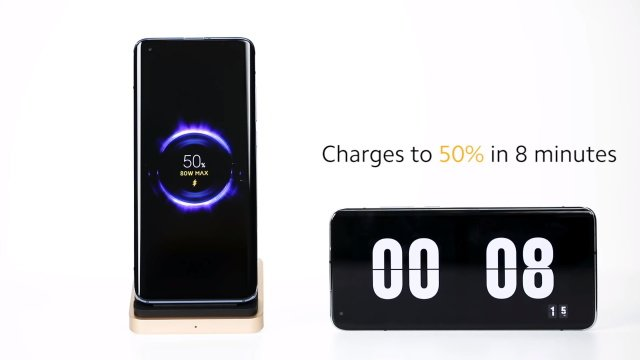 80W wireless charger from Xiaomi can charge a 4000 mAh battery in 19 minutes TechRechard