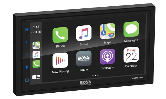 Boss Audio has released a radio with Android Auto and Apple CarPlay for boats TechRechard