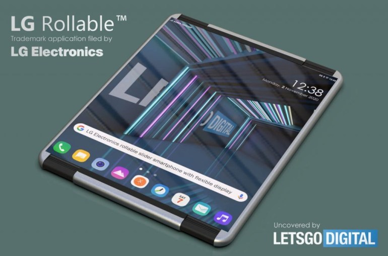 LG Rollable is the likely name of the world's first rollable smartphone