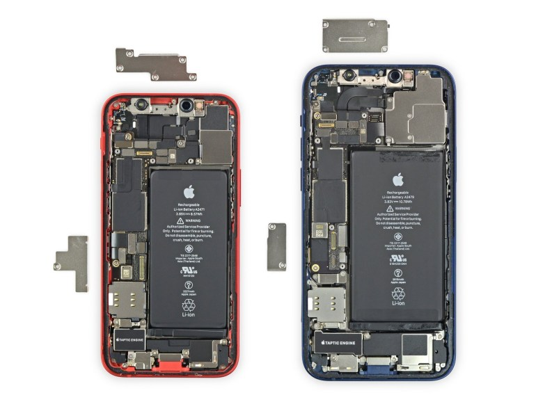 IFixit disassembled the iPhone 12 mini and figured out how it managed to fit all the necessary components into a compact body