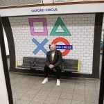 London subway refurbished for PS5 - Sony gracefully decorates stations with traditional PlayStation icons