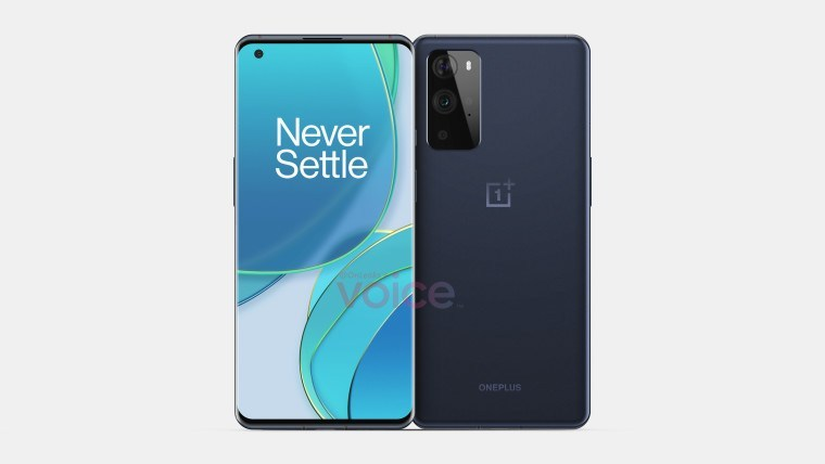 OnePlus 9 Pro renders and specs published: 6.7-inch curved display and rectangular camera with four modules