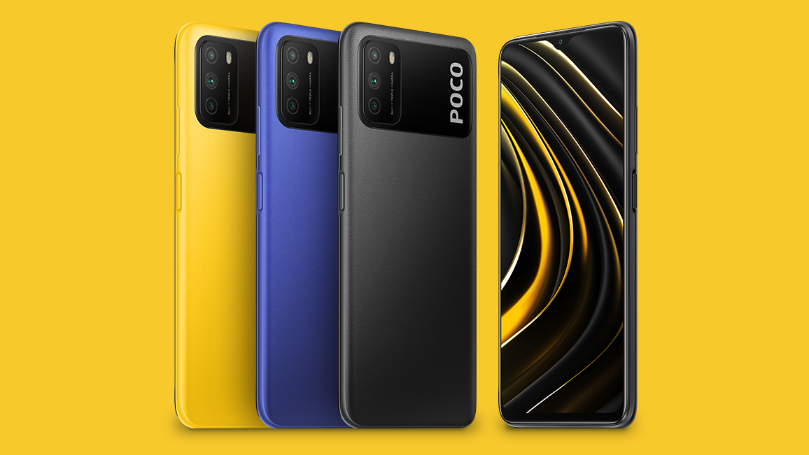 Poco M3 equipped with 48 MP camera, Snapdragon 662 and 6000 mAh battery TechRechard